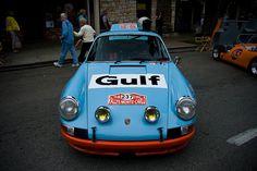 Gulf Porsche 911
