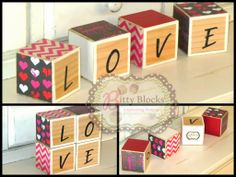 Cute love blocks :)