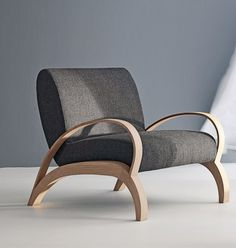 Spring Lazy armchair Montanelli and Riva