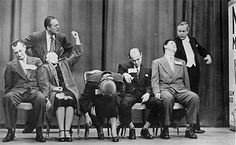 Ormond McGill, The Dean of American Hypnotists and also known as Dr. Zomb...