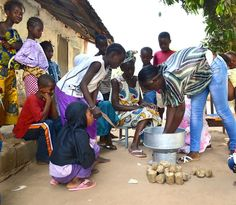 Community Projects in The Gambia by Monica Stott, The Travel Hack
