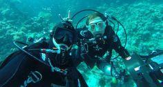 Giuseppe Arcadipan - Selfie subacqueo per il concorso Eudi Selfie. Vinci un biglietto per Eudi Show ogni settimana!   [sub scuba diving selfie for eudi show eudiselfie contest, european dive show]