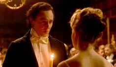 Tom Hiddleston, Mia Wasikowska, Crimson Peak