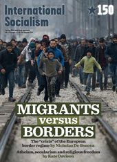 "The ""crisis"" of the European border regime: Towards a Marxist theory of borders  Issue: 150  Posted on 4th April 2016  Nicholas De Genova   – International Socialism"