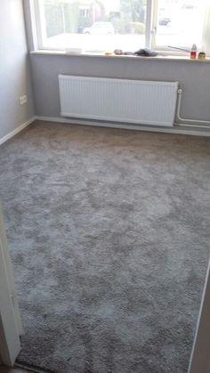 Slaapkamer tapijt. (Hoogpolig)
