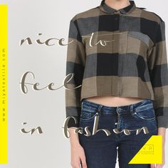MIYA Apparel & Fashion Collection 2016  #fashion #fabric #textile #tekstil #kumaş #design #style #moda #style #stil #konfeksiyon #apparel #dress #clothing #miyatextile #acartextile #enatextile #mactextile #acartekstil #miyatekstil #mactekstil #enatekstil  http://www.miyatextile.com/