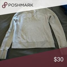 Abercrombie & Fitch sweater Only worn twice, super cute fit Abercrombie & Fitch Tops Sweatshirts & Hoodies