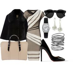 """The CEO"" by melessa on Polyvore"