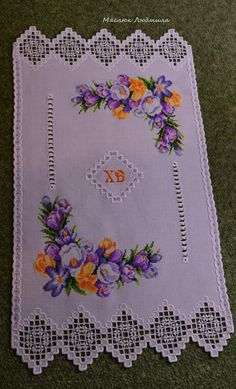 Modern Embroidery, Embroidery Art, Hobbies And Crafts, Diy And Crafts, Crochet Chart, Bargello, Needlepoint, Bohemian Rug, Cross Stitch
