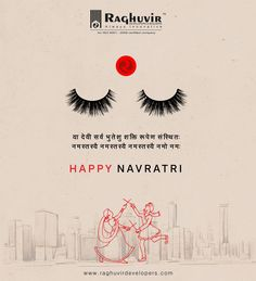 Wishing you fantastic nine nights of devotion, spirituality, and happiness. May Maa shower her choicest blessings over you. Hindu Festivals, Indian Festivals, Creative Poster Design, Creative Posters, Durga Goddess, Durga Maa, Dancer Pose Yoga, Forced Perspective Photography, Happy Navratri Images