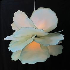 HiiH Lights - Hobbies paining body for kids and adult Diy Luminaire, Luminaire Design, Cool Lighting, Lighting Design, Recycled Lamp, Lights Fantastic, Paper Light, Handmade Lamps, Diy Home Decor Projects