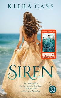 ~*Book Lounge-Lesegenuss*~: Rezension || SIREN - Kiera Cass