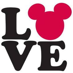 I love Mickey Mouse / Disney World and Disney Cruise!