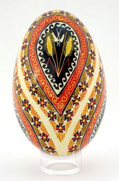 Pysanky on Pinterest | Easter Eggs, Television and Egg Art