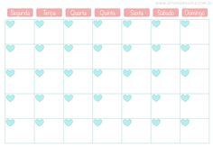 Arrumadíssima: Planilha para planejamento mensal + Download!