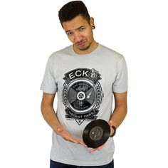 T-Shirt Ecko Instant Fame iron grey