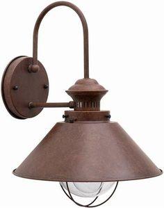Vägglampa Stora Bält - Ute LampLagret