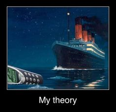 How the Titanic really sank!