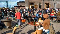 Amsterdam Roest en 9 andere terrasjes in Oost