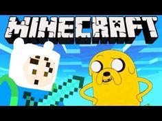 Minecraft - ADVENTURE TIME - YouTube