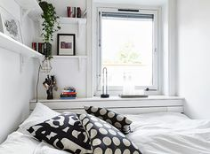 La maison d'Anna G.: Small space living: good examples...
