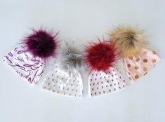 ab5b75551b5 baby girl pom pom hat