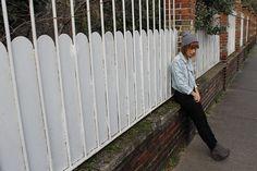 """Les low boots compensées Debbie par Astrid du blog """"Sp4nk"""""""