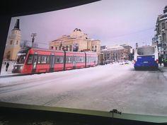 Tampereen ammattikorkeakoulun opiskelijakunta ihmettelee tulevan ratikan pysäkkien nimiä opinahjonsa ympäristössä. Ferrari