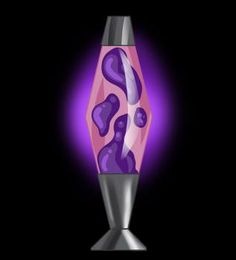 How To Draw A Lava Lamp Step By Step Stuff Pop Culture Free Online Drawing Tutorial Added By Dawn July 26 2009 7 05 Lava Lamp Lamp Canvas Painting Diy