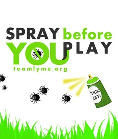 Spray before You Play