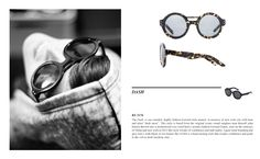 The Dash - Our rounded highly fashion sunglasses! #sunglasses #eyewear #roxy #Dash