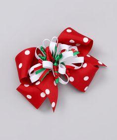 Cute Christmas bow