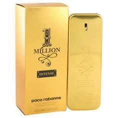 This is the newest version of the original 1 million cologne for men. Launched in 2013 it is a spicy, woody, oriental scent with top notes of blood mandarin, cardamom, black pepper and saffron. The middle notes are rose absolute, neroli and cinnamon. The base notes are white leather, orris root, patchouli and sandalwood.
