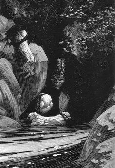 Freakcionario: Frankenstein, según Bernie Wrightson