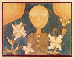 The Athenaeum - Chinese Novella (Paul Klee - )