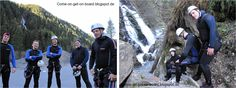 Get on Board!: Canyoning Ötztal
