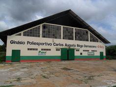 Ginásio Poliesportivo Carlos Augusto Rêgo Damasceno - Barras - Piauí