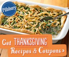 FREE Thanksgiving Recipes & Coupons & Samples! | Closet | Get FREE Samples by Mail | Free Stuff