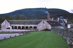 Age old traditions and craftmanship produce one of Scotland's most exclusive whiskies at Royal Lochnagar distillery