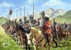 Byzantine heavy lancers