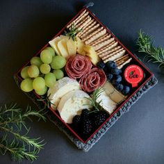 Picnic Box, Charcuterie Platter, Cheese Platters, Feeding A Crowd, Fruit In Season, Wine Tasting, Holiday Parties, Crackers, Enchanted
