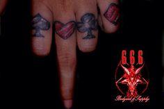 Poker Finger