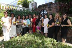 Diez agroempresarias fueron reconocidas el viernes con la Medalla de Honor otorgada por primera vez por el Gobernador Alejandro García Padilla a un grupo de mujeres trabajadoras de la agricultura. Foto cortesía: Oficina Primera Dama, La Fortaleza