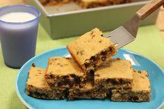 White Bean Brownies by Regan Miller Jones by mealmakeovermoms, via Flickr