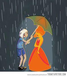 Finn and Flame Princess