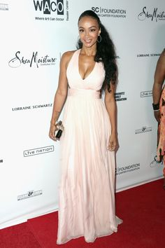 - Draya Michele at the 2017 Wearable Art Gala in LA. Celebrity Fashion Looks, Celebrity Look, Draya Michelle, Meagan Good, Clothing Blogs, Street Style Blog, Kris Jenner, Cute Beauty, Style And Grace