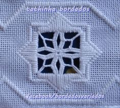 HARDANGER.......I have pieces |
