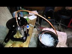 Tennessee Hillbilly Shows how to Make Moonshine at Home - YouTube