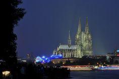 Katedrála v Kolíně nad Rýnem, Německo