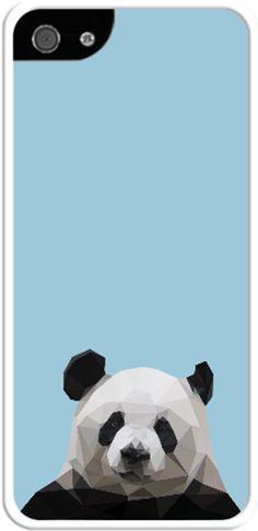 LPA Panda Telefon kabı Kendin Tasarla - İphone 55S Kılıfları Kendin Tasarla - İphone 55S Kılıfları